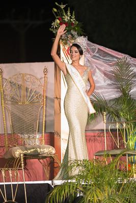 2016 Los Barriles Carnival Queen