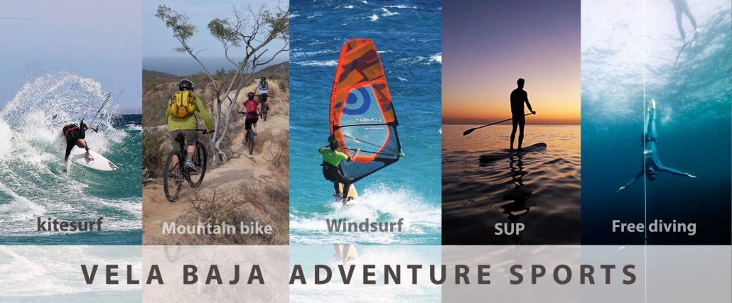 Kitesurf - Windsurf - SUP - Mountainbike - Freedive