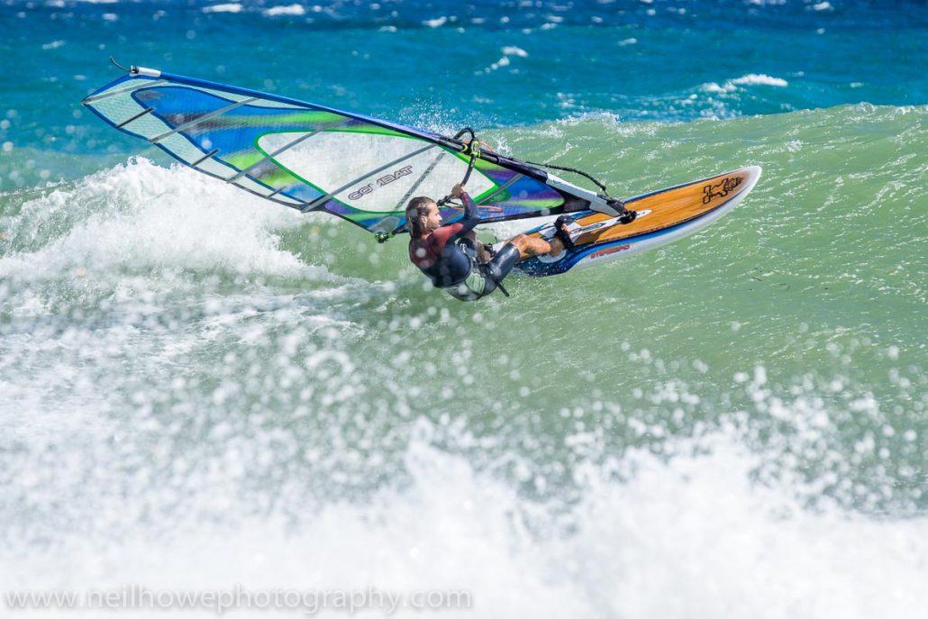 big wave action