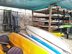 sups and larger free ride boards