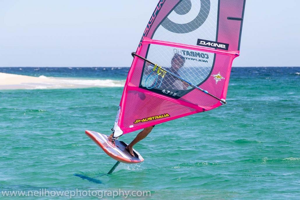 Neil Pryde Glide windfoil